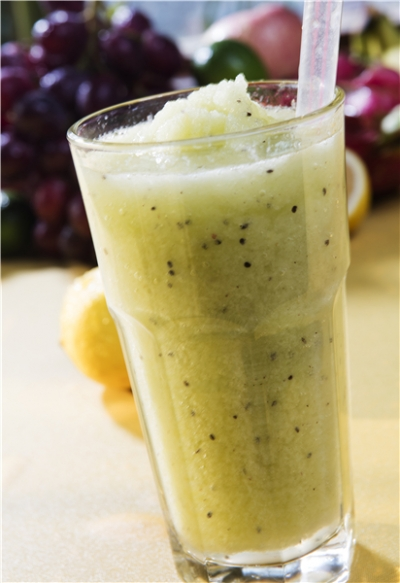 Kiwi Banana Smoothies
