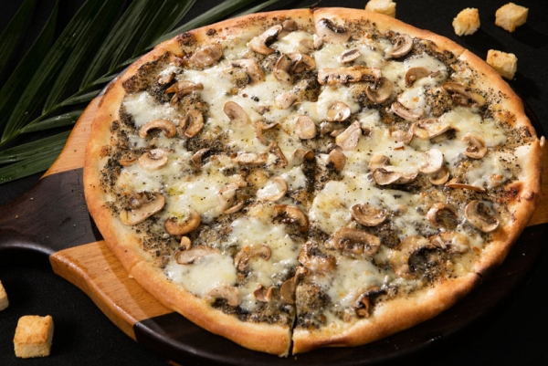House Italian Truffle Pizza